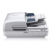 Scanner Epson WorkForce DS-6500, 1200 x 1200DPI, Escáner Color, USB, Blanco
