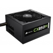 Fuente de Poder Corsair CX850M 80 PLUS Bronze, ATX, 140mm, 850W