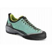 Scarpa Zen Pro Wmn - reef water/light green - Chaussures Approche 42