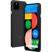 Google - Pixel 4a 5G 128GB (Unlocked) - Just Black
