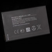 Nokia BN-02 BN02 BN 02 Mobile Phone Battery For Nokia XL RM-1030 Nokia XL Dual Sim RM-1042 2000 mAh 3.7V
