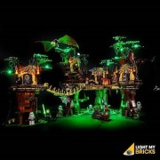 LIGHT MY BRICKS Kit for 10236 Ewok Village