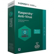 Kaspersky Anti-Virus Latest Version - 1 PC 3 Year Latest Version (Email Delivery in 2 hours- No CD)