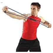 Futaba 8-Shaped Elastic Pull Rope Yoga Resistance Band for Yoga Pilates
