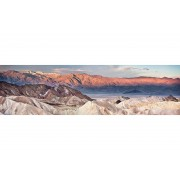 Canvastavla Mountain Scape 50x180 -