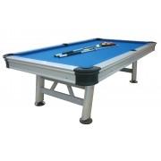 Kültéri pool biliárd asztal 8-as méretben