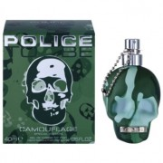 Police To Be Camouflage Eau de Toilette para homens 40 ml