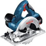 Akumulatorska kružna testera-cirkular Bosch GKS 18 V-LI; 2x5,0Ah; L-Boxx (060166H00A)