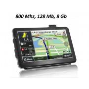 """GPS навигация 7"""" за кола и камион GPS Navigator NV-7010 EU"""