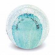 Glazen Mini Bal Dieren Urn Stardust Bulb Blauw (0.08 liter)