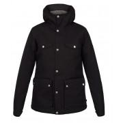 Fjällräven Greenland Winter Jacket W damjacka Black/dark Grey