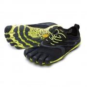 Vibram V Run Men Black/Yellow - Teen Schoenen