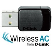 D-LINK DWA-171 - WLAN-Adapter, USB, 583 MBit/s
