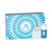 Azzaro Chrome confezione regalo Eau de Toilette 50 ml + deostick 75 ml uomo