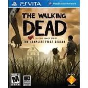 The Walking Dead A Telltale Games Series Ps Vita