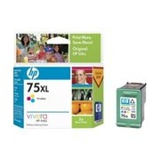 HP 75XL Original Ink Cartridge - Colour