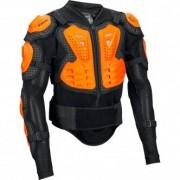 FOX Protecção FOX Titan Sport Black / Orange