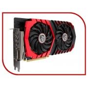 Видеокарта MSI GeForce GTX 1060 1594Mhz PCI-E 3.0 3072Mb 8108Mhz 192 bit DVI HDMI HDCP GTX 1060 GAMING X 3G