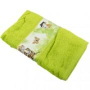Set 2 prosoape de baie pentru copii Bumbac Multicolor