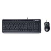 Multilaser Teclado e Mouse com fio Desktop 600 USB Preto Microsoft - APB00005 APB00005