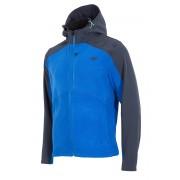 Мъжко горнище 4f Softshell Blue
