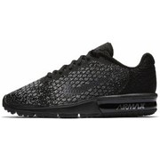 Air Max Sequent 2 Shoe - Black - Nike Sneakers