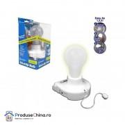 Set 2 becuri fara fir cu intrerupator StickUp Bulb