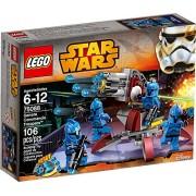 Lego Senate Commando Troopers, Multi Color