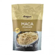 Maca Pulbere Raw Bio, 200gr, Dragon Superfoods