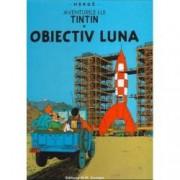 Aventurile lui Tintin. Obiectiv Luna Vol. 16