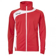 Kempa Trainingsjacke PEAK - rot/weiß | 3XL