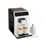 Espressor automat Krups EA891C10, negru/alb