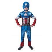 Costum Captain America, M