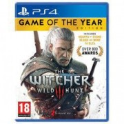 Joc The WITCHER 3 Wild Hunt Complete GOTY Edition pentru PlayStation 4