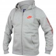 Hanorac barbati Nike M Nsw Hoodie Flc Gx Swsh 804664-063