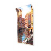 Ívelt fali infra fűtőpanel - Velence (1020x1320x14 mm)