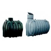 Rezervor apa Elbi CU 5000 din polietilena de 5000 litri