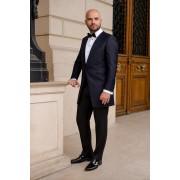 Redingota barbati ceremonie Slim Fit Gentlemen`s Corner - Oscar