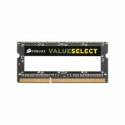 Memoria Corsair ValueSelect SODIMM DDR3 1600MHZ, 8GB, CL11.