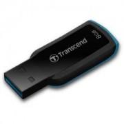 Transcend 8GB JETFLASH 360 (Blue) - TS8GJF360