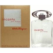 Salvatore Ferragamo Incanto Eau De Toilette Spray (Tester) 3.4 oz / 100.55 mL Men's Fragrance 463149