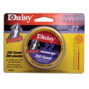 Daisy Tech 5,5mm Pointed Pellets 250Tin