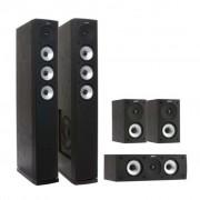 Sistem de Boxe Jamo S 628 HCS Black Ash