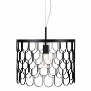 Globen Lighting Gatsby Pendel, Svart