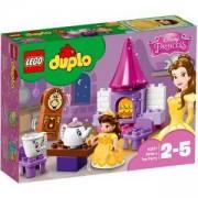Конструктор Лего Дупло - Чаеното парти на Бел, LEGO DUPLO, 10877
