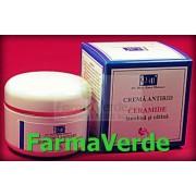 Crema Antirid cu Ceramide 50 ml TIS Farmaceutic