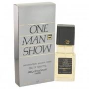 Jacques Bogart One Man Show Eau De Toilette Spray 1 oz / 30 mL Fragrances 451283