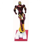 Marvel Resin Figures - Iron Man on Letter Base A