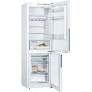 Combina frigorifica Bosch KGV36VW32, 309 l, A++, H 186 cm, Alb
