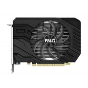 Видеокарта Palit GeForce GTX 1650 Super StormX 1530Mhz PCI-E 3.0 4096Mb 12000Mhz 128 bit DVI HDMI NE6165SS18G1-166F